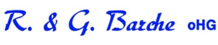 R. & G. Barche oHG - Logo